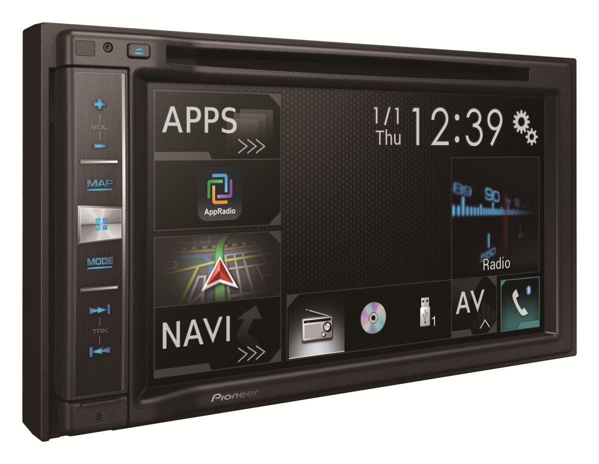 autoradio navigation avec gps pioneer avic f970dab 228254. Black Bedroom Furniture Sets. Home Design Ideas