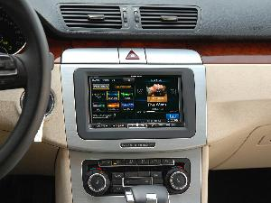Autoradios-Navigations Alpine - INE-W987D - Station GPS multimedia DVD/CD - Bluetooth - USB/iPod/SD - iPhone/Nokia - Ecran 7p - Navigation