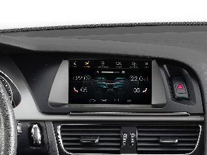 Autoradios-Navigations Alpine - X701D-A5 - Station Multimedia GPS Premium Alpine pour Audi A5 07-16