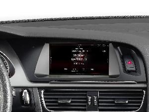 Autoradios-Navigations Alpine - X701D-Q5 - Station Multimedia GPS Premium Alpine pour Audi Q5 09-16