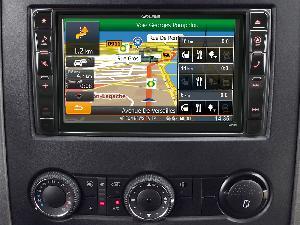 Autoradios-Navigations Alpine - X800D-S906 - Systeme Multimedia GPS Premium Alpine pour Mercedes Sprinter S906