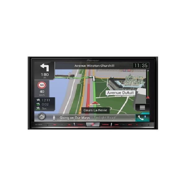 AVIC-F88DAB - NavGate DVD/CD - 2xUSB - CarPlay/Android - Bluetooth - HDMI - Navigation -> AVIC-Z910DAB