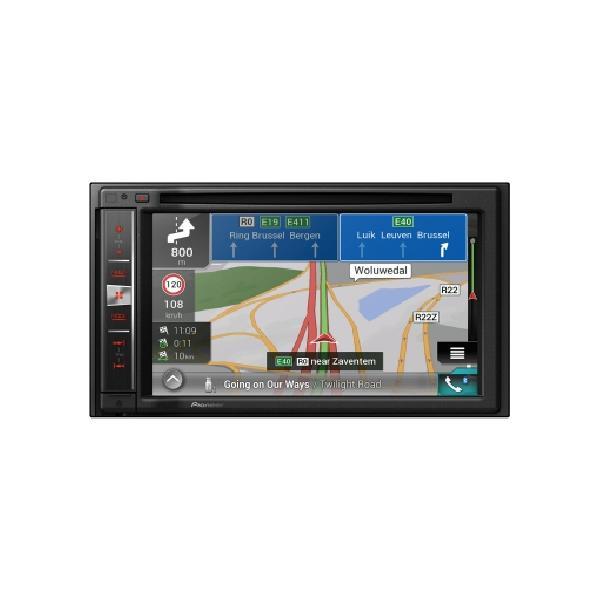 AVIC-F980BT - NavGate DVD/CD - 2xUSB - CarPlay/Android - Bluetooth - Mixtrax - Navigation -> AVIC-Z610BT