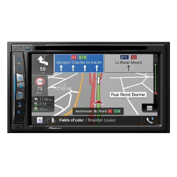 AVIC-Z610BT-C - Systeme AV 2xUSB/ camera - CarPlay/Android - Bluetooth - Here - Navigation Camping-car