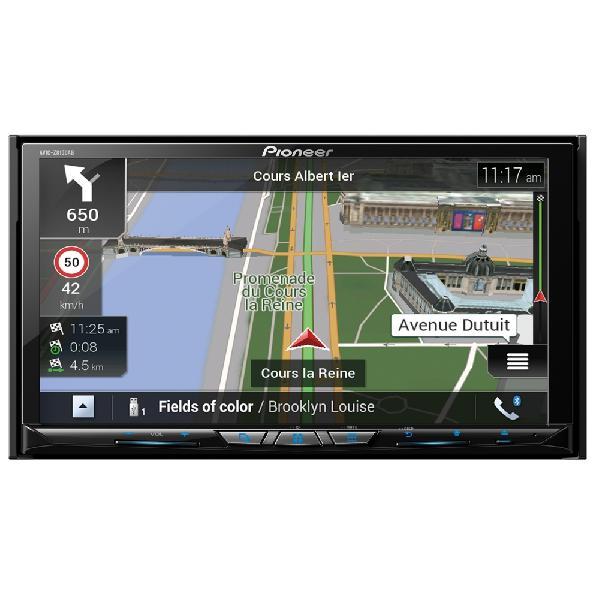 AVIC-Z810DAB - NavGate DVD/CD - 2xUSB - CarPlay/Android - Bluetooth - Navigation Europe Here