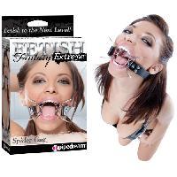 Baillons LRDP - Ecarteur bucal Spider Gag Fetish Fantasy