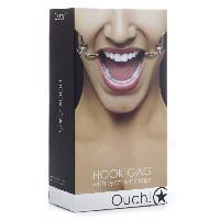 Baillons Touche - Ecarteur Bucal Hook Noir