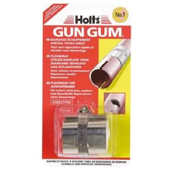 Bandage echappement HOLTS pour tuyau droit - Gun Gum