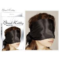 Bandeaux et Masques Bad Kitty - Long foulard noir