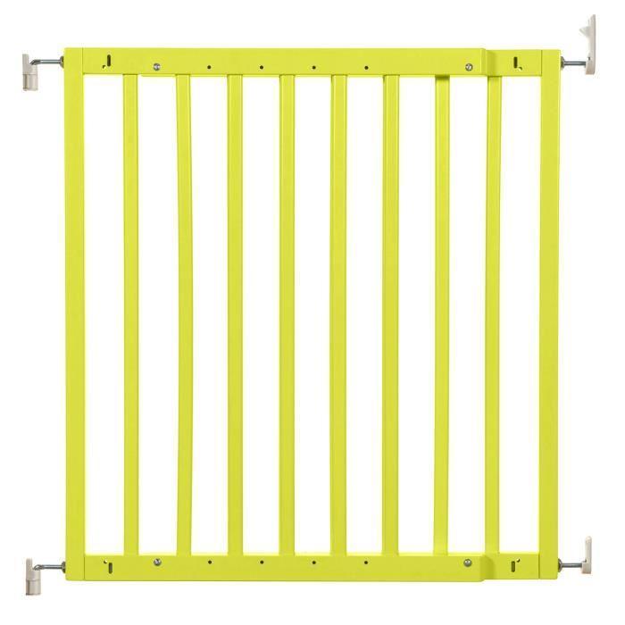 badabulle badabulle barriere color pop jaune 445067. Black Bedroom Furniture Sets. Home Design Ideas