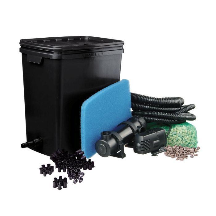 ubbink kit filtration de bassin. Black Bedroom Furniture Sets. Home Design Ideas