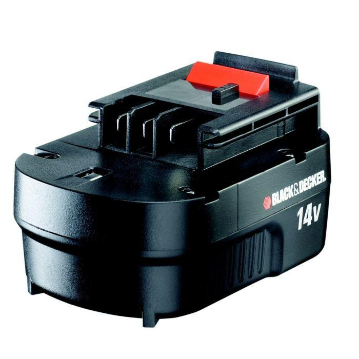 Black decker black et decker batterie 144v 12ah 262508 for Outils black et decker