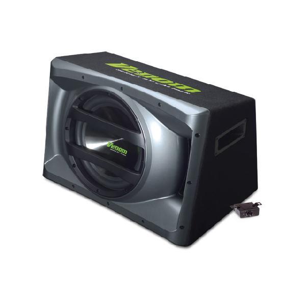 BC112XA Caisson Amplifie avec sub de 30cm 1000W Max - Serie Venom