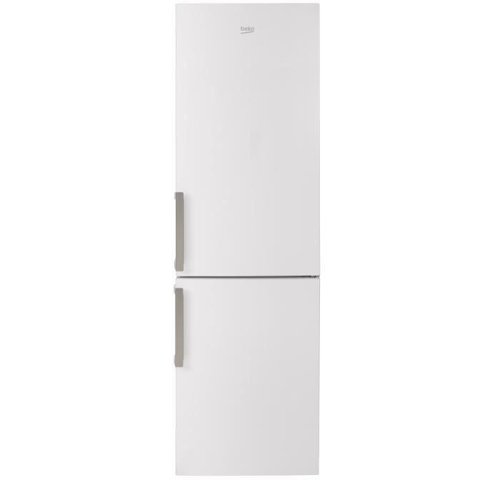 beko beko rcsa400w refrigerateur congelateur bas 313852. Black Bedroom Furniture Sets. Home Design Ideas