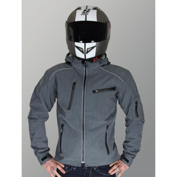 rider tec blouson moto avec protections homologuees. Black Bedroom Furniture Sets. Home Design Ideas