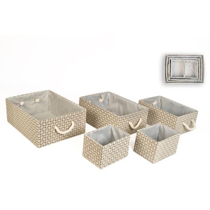 boite de rangement bac de rangement mid. Black Bedroom Furniture Sets. Home Design Ideas