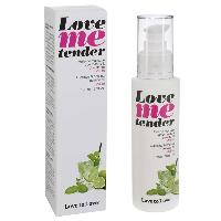 Bougie de massage Love To Love - Huile de massage Love Me tender parfum Mojito - 100 ml