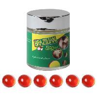 Boules bresiliennes Brazilian Balls - Boules Bresiliennes aromatisees Cerise X6