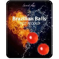 Boules bresiliennes Brazilian Balls - Boules Bresiliennes Effet Chaud - Froid X2