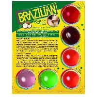 Boules bresiliennes Brazilian Balls - Boules Bresiliennes X6 differentes Saveurs