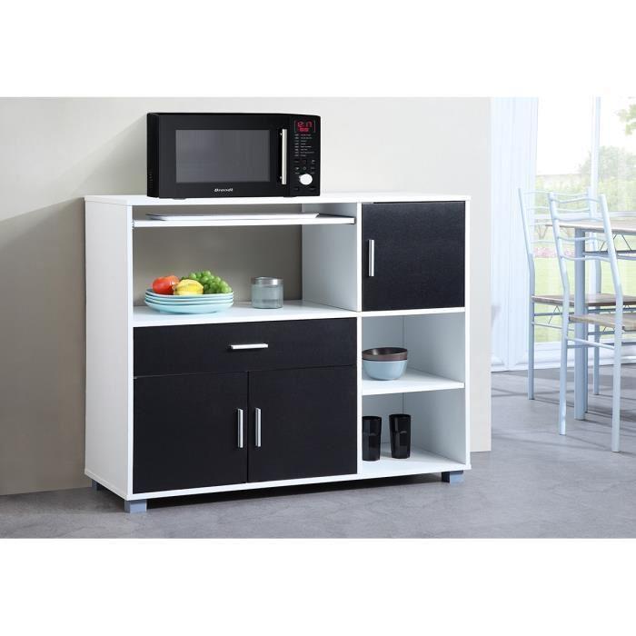 buffet de cuisine mid plateforme de distribution e commerce. Black Bedroom Furniture Sets. Home Design Ideas