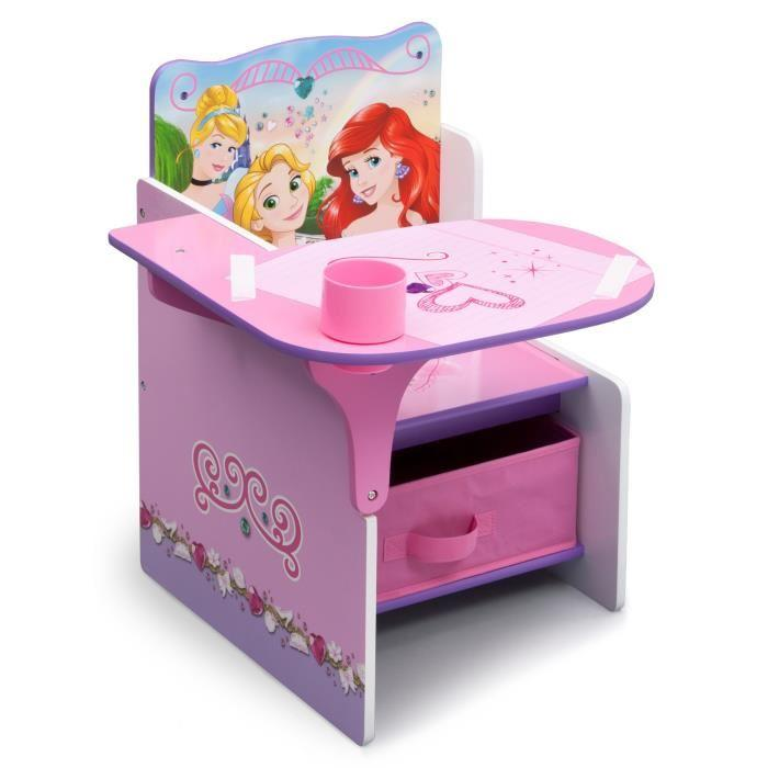 delta children disney princesses chaise bureau enfant 234884. Black Bedroom Furniture Sets. Home Design Ideas