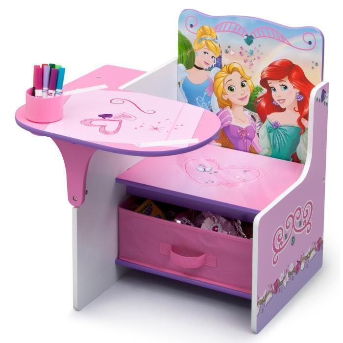 delta children disney princesses chaise bureau enfant 234884. Black Bedroom Furniture Sets. Home Design Ideas