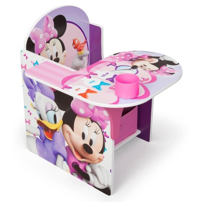 delta children minnie chaise bureau enfant 270965. Black Bedroom Furniture Sets. Home Design Ideas
