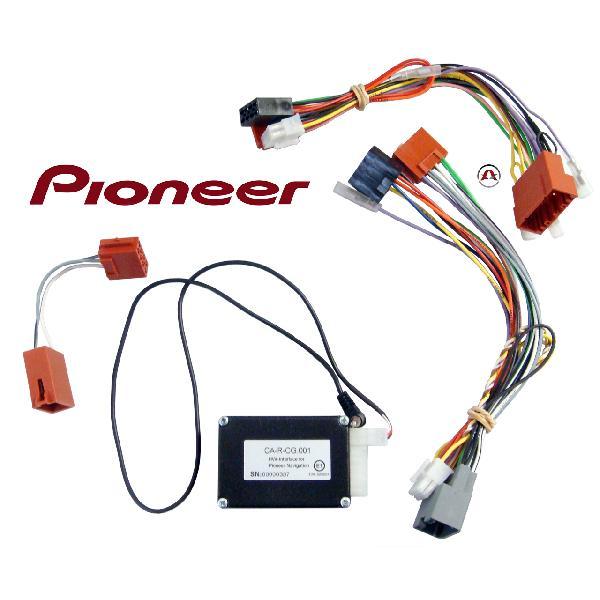 CA-R-CG.001 - Interface commande au volant pour Chrysler