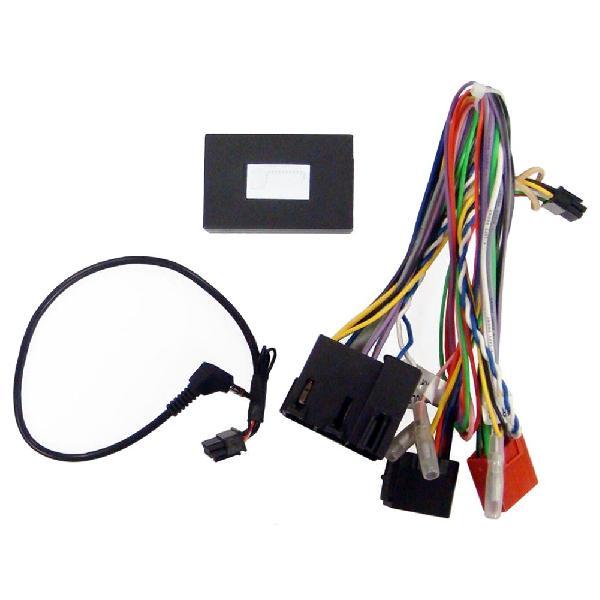 CA-R-MER.001AE - Interface commande au volant pour Mercedes A/ B/ Sprinter/ Viano/ Vito/ VW Crafter + FM