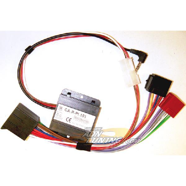 CA-R-PI.151 - Interface commande au volant pour Opel/Vauxhall -7