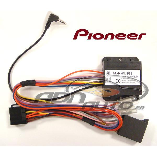 CA-R-PI.161 - Interface commande au volant pour Fiat/Peugeot/Citroen/Lancia