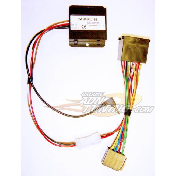 CA-R-PI.186 - Interface commande au volant pour Rover 75 ap99