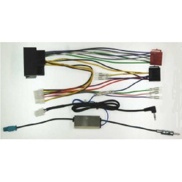 CA-RI-VAG.001AE - Interface commande au volant Seat/ Skoda/ VW ap11 + FM