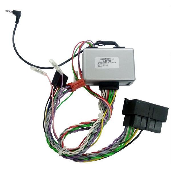 CA-RP-PSA.001AE - Interface commande au volant pour Peugeot/Citroen + bip de recul