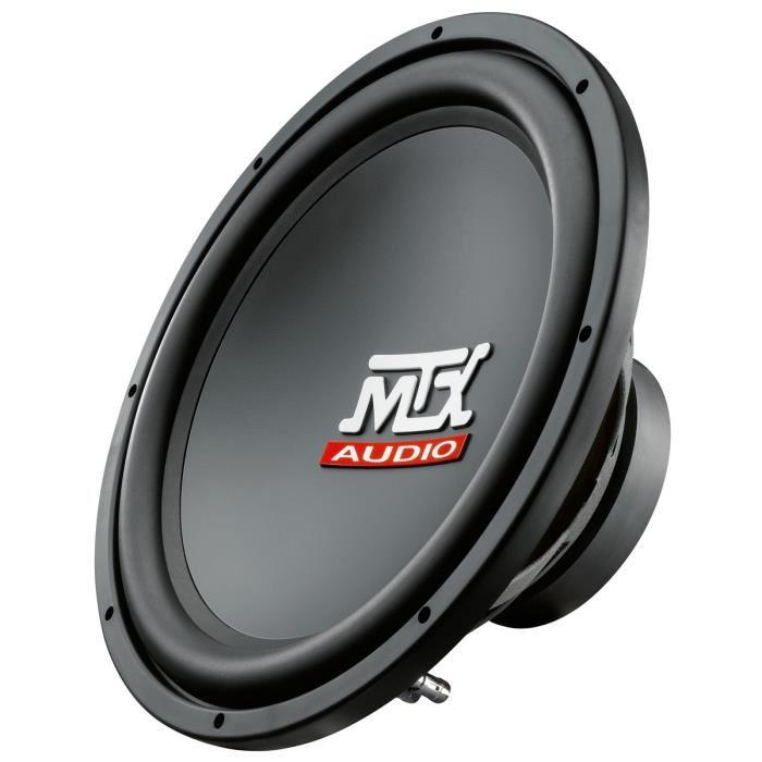 aucune mtx rt15 04 subwoofer 38 cm 4 300w 355437. Black Bedroom Furniture Sets. Home Design Ideas