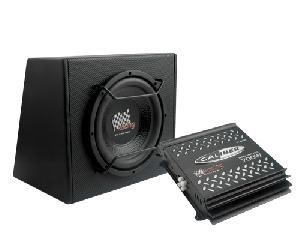 caliber pack 12p pack ampli mono 700w max subwoofer 700w max 75359. Black Bedroom Furniture Sets. Home Design Ideas