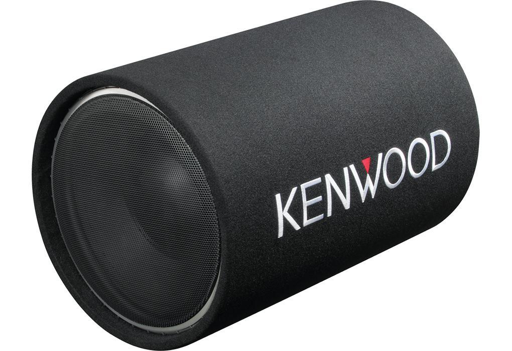 kenwood ksc w1200t caisson tube avec subwoofer 30cm 200w rms 379611. Black Bedroom Furniture Sets. Home Design Ideas