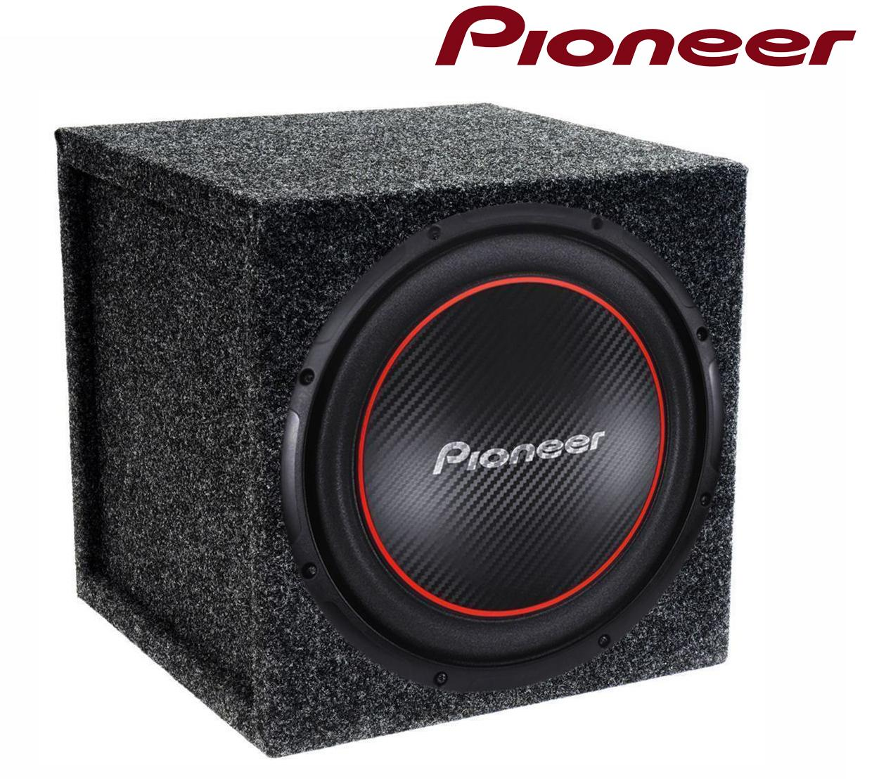 caisson de basse subwoofer pioneer ts wx304r 30cm 1300w 214805. Black Bedroom Furniture Sets. Home Design Ideas