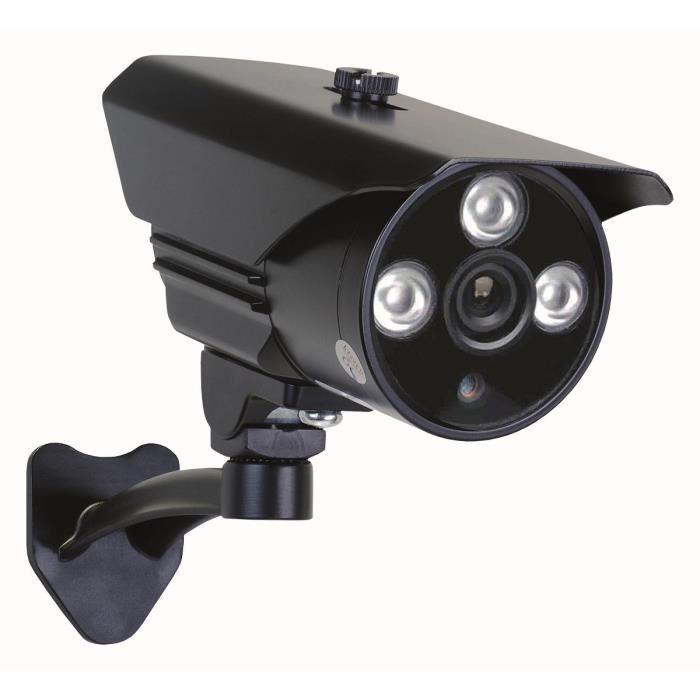 camera de surveillance dvr720c bullet hd 720 pixels. Black Bedroom Furniture Sets. Home Design Ideas