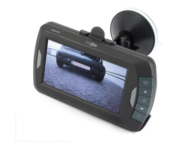 caliber cam401 camera arriere sans fil avec ecran tft 4 3 pouces 397999. Black Bedroom Furniture Sets. Home Design Ideas