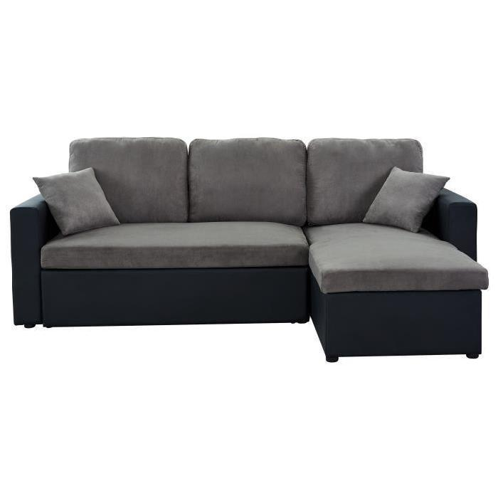 Canape sofa divan mid plateforme de distribution e commerce - Canape convertible 150 cm ...