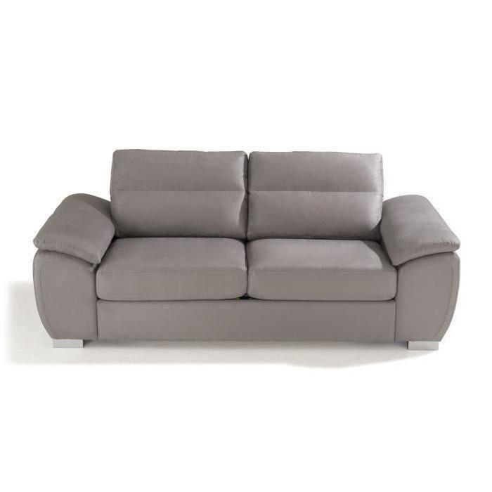 Canape sofa divan page 2 mid for Divan 3 places