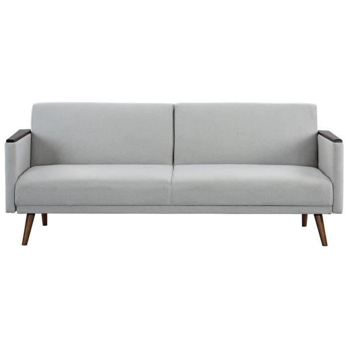 Canape sofa divan page 6 mid for Canape convertible gris chine