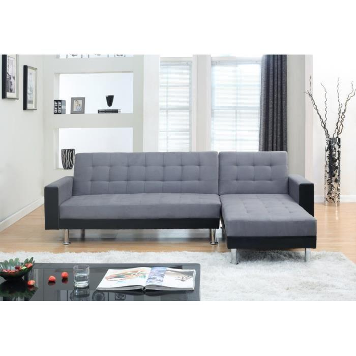 canape d 39 angle orlando. Black Bedroom Furniture Sets. Home Design Ideas