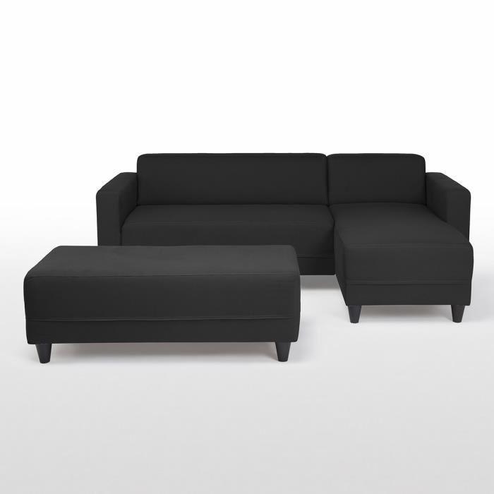 finlandek canape d 39 angle reversible convertible banc kulma 4 places 205x141x70 cm tissu. Black Bedroom Furniture Sets. Home Design Ideas