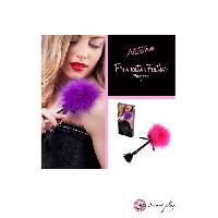Caresser Secret Play - Provocative Feather - Plumeau - Violet