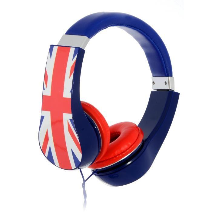 techtraining union jack casque kidsafe 396946. Black Bedroom Furniture Sets. Home Design Ideas