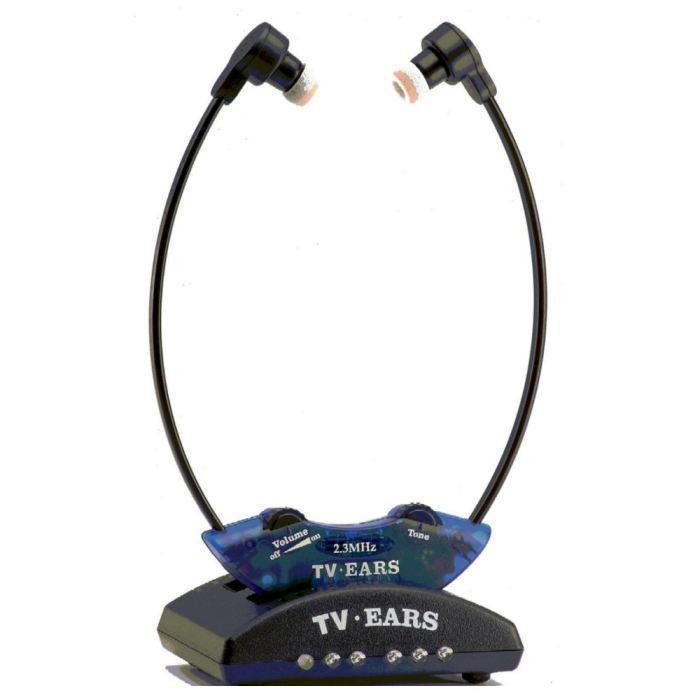 meliconi meliconi tv ears casque sans fil tv. Black Bedroom Furniture Sets. Home Design Ideas