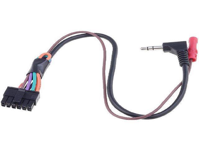 cable universel pour commande au volant autoradio cable seul adnauto 290068. Black Bedroom Furniture Sets. Home Design Ideas
